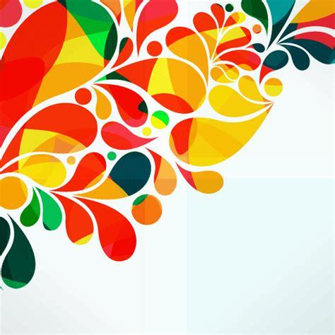 design grafis power point fondo de carnaval abstracto vector vector clipart