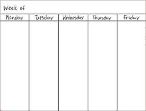 day template 7 5 day calendar template memo formats