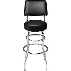 fender 30 in barstool 2 pack guitar center fender backrest barstool 30 in 30 in black guitar center