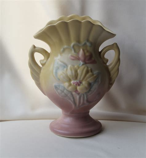 Hull Pottery Vase by Hull Pottery Magnolia Vase Price Reduced Other
