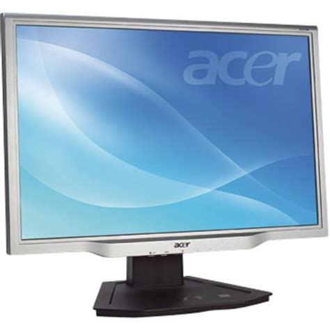 Monitor Lcd Acer X163wl crunchdeal acer 22 inch lcd for 199 today only techcrunch