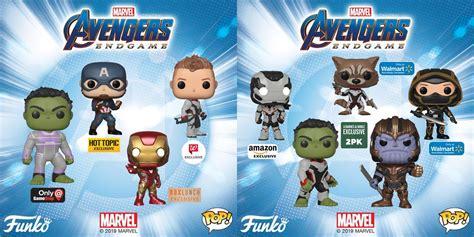 blot avengers endgame retailer exclusive pop