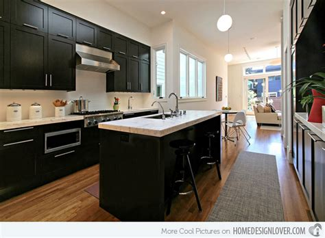 san francisco kitchen cabinets 15 awesome black tan kitchen designs home design lover