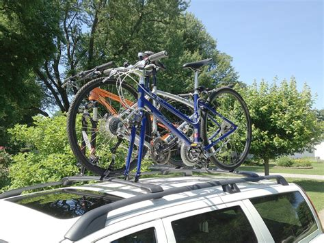 Diy Pop Up Cer Bike Rack by Cheapest Diy Bike Mount For Your Car Kuat Dirtbag Mtbr