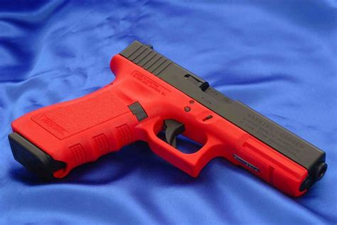 themes ltd real blue handguns red black glock 9mm weapon pinterest glock 9mm