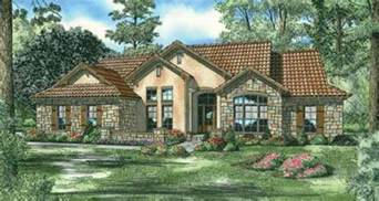 Tuscan Style Home Plans Tuscan Style House Plans 2075 Square Foot Home 1 Story