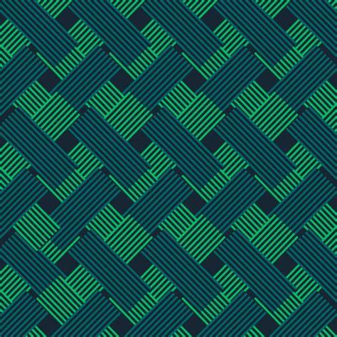 ai pattern stripe green striped pattern on a dark background vector free