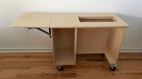 sewing bench tested