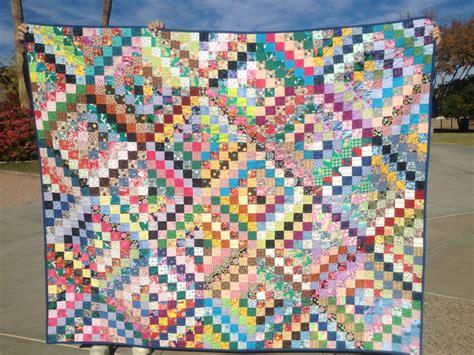 quilt pattern around the world scrappy trip around the world