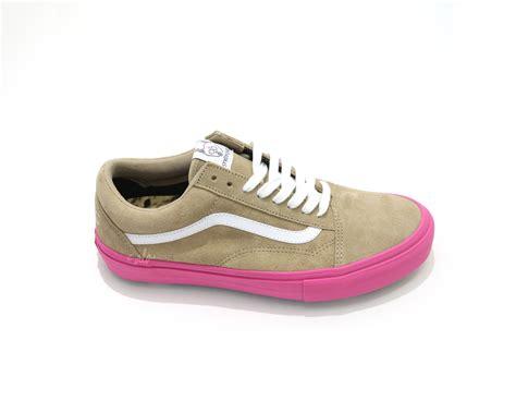 Vans Golfwang Wheat Pink vans syndicate 026 164 3 x future skool s