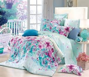 Girls Queen Size Comforter 17 Best Ideas About Floral Bedding On Pinterest Floral