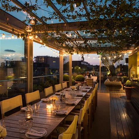 Top Bars In Shoreditch by Boundary Shoreditch Outdoor In
