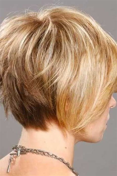 back or side view of short hairstyles for women over 60 20 best bob hairstyles 2014 2015 bob hairstyles 2017