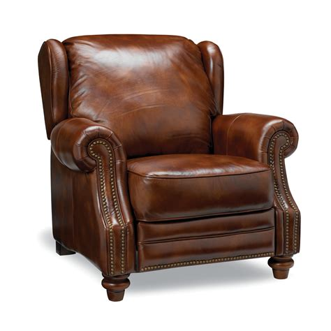 wingback recliner sofas to go henderson leather wing recliner reviews