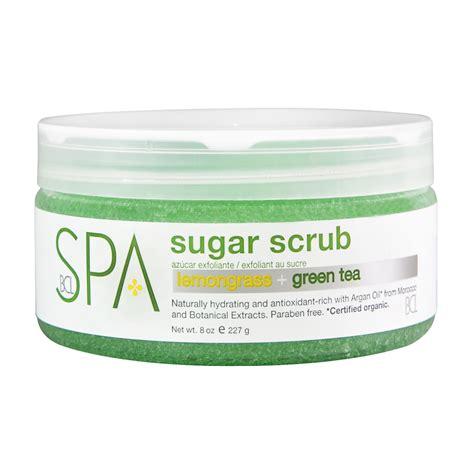 Green Tea Scrub Beau Spa Treatment bcl spa lemongrass green tea sugar scrub 8oz lika nail center helmond