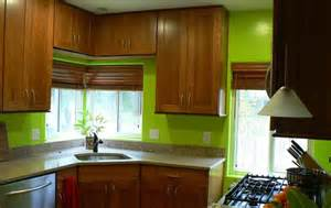 Kitchen Paint Ideas With Brown Cabinets 17 Ideas Paint Colors For Kitchen Model Home Decor Ideas