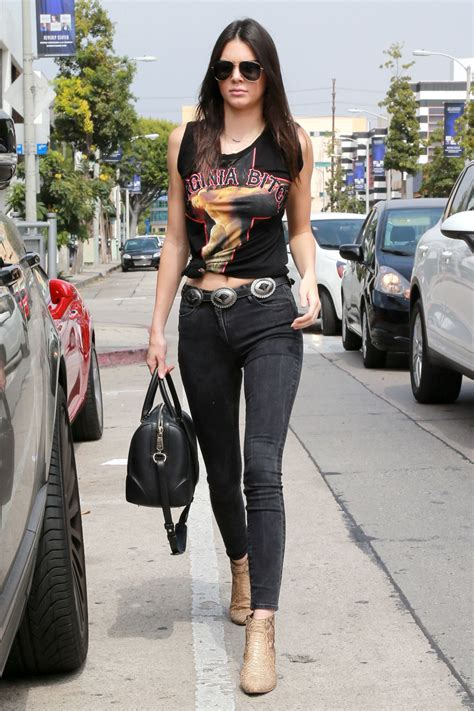 Syari Stela why kendall jenner s style is the best the