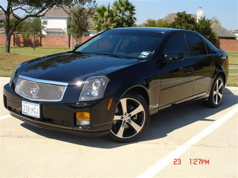 2006 black cadillac cts armaancts 2006 cadillac cts specs photos modification