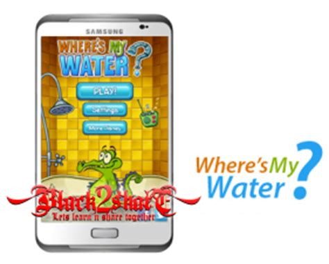 wheres my water 2 apk where s my water v1 3 6 android apk black