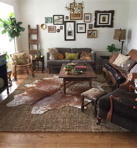 jute rug living room cowhide rug jute rug layered rugs boho living room