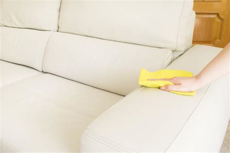 how to clean cloth sofa how to clean a leather
