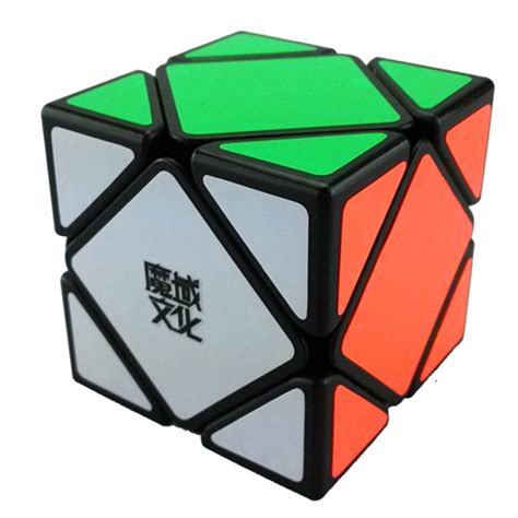 moyu skewb speed cube puzzle black skewb cubezz professional puzzle store for magic cubes