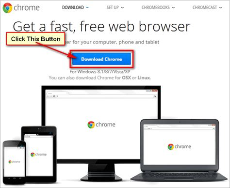 chrome download for pc how to download and install google chrome browser on windows 7
