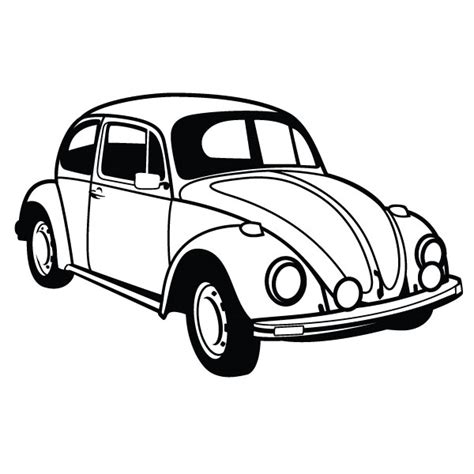volkswagen bug clip art vw bug clipart cliparts co