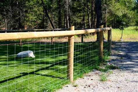 fences on wire fence fence and wood fences farm fence gallery wire fence with wood posts and top rail garden ideas