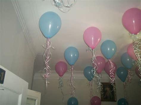 como decorar con globos el techo como decorar el techo con globos youtube