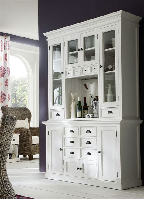 sideboards astounding white hutch with glass doors white sideboards interesting white hutch cabinet china cabinet