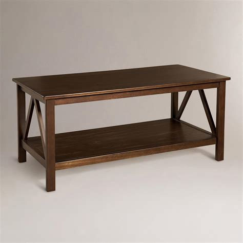World Market Coffee Table Marshall Coffee Table World Market