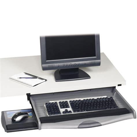 Desktop Keyboard Drawer by Keyboard Drawer In Computer Accessories