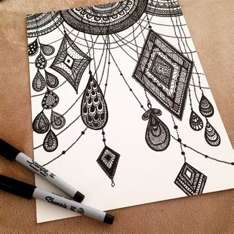 drawing design ideas 40 absolutely beautiful zentangle patterns for many uses