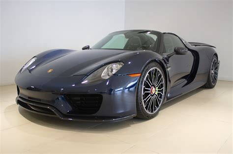 new porsche 918 gorgeous porsche 918 spyder weissach for sale in new york