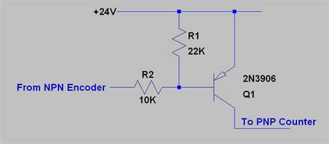pull up resistor npn to pnp pull up resistor npn to pnp 28 images npn pnp combo ic page 1 help on nais plc wiring to