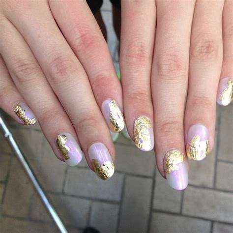 Nail Dazzling Leaf usd 2 99 dazzling starry mixed metals nail roll foils
