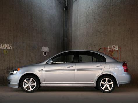Hyundai Sedans List by Hyundai Accent Sr Sedan 2008 Limited Edition Cars