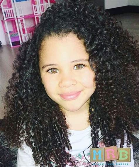Hairstyles For Mixed Babies by Cape Verdean Caucasian German Celina By