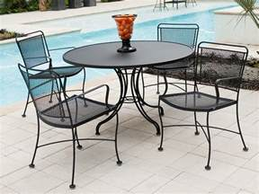 wrought iron patio tables outdoor wrought iron patio furniture quotes