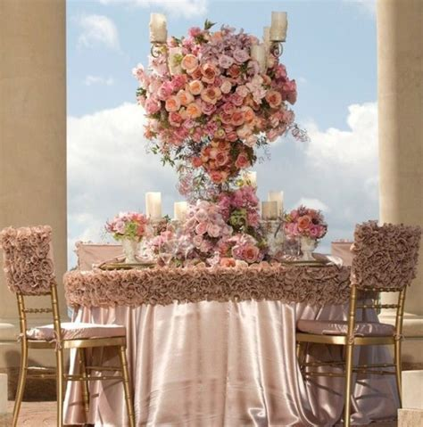 Elegant Reception Décor Archives   Weddings Romantique