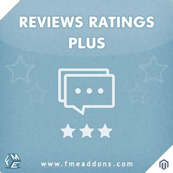 magento product review, testimonial & ratings 50% off