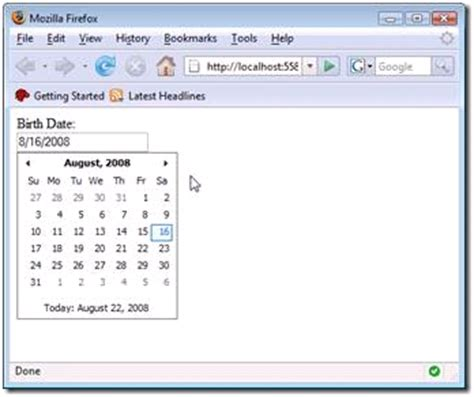design calendar asp net asp net mvc tip 36 create a popup calendar helper