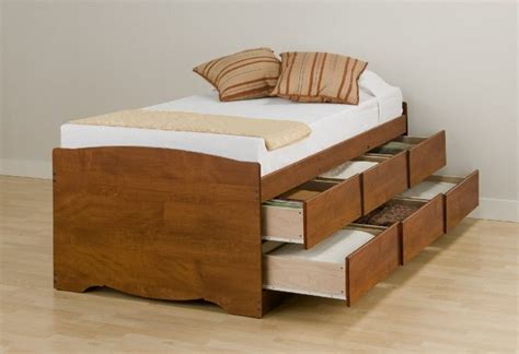 Single Platform Bed Storage Platform Beds Awesome Bed Design Pinterest