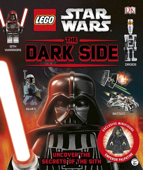 libro star wars the dark book review lego star wars the dark side brickset lego set guide and database