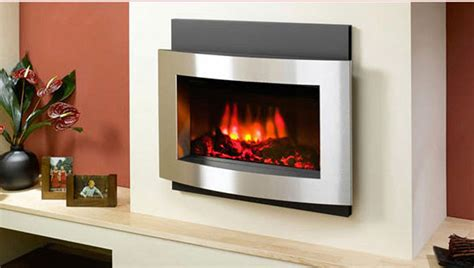 how to install electric fireplaces in your wall