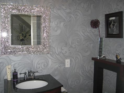 Mirrors For Powder Rooms - after the perfect mirror in powder room