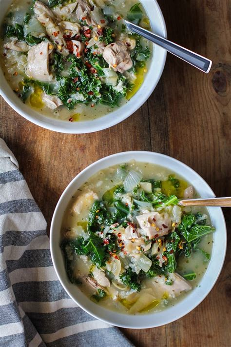 crockpot kale 32 easy soups and stews the cookie rookie