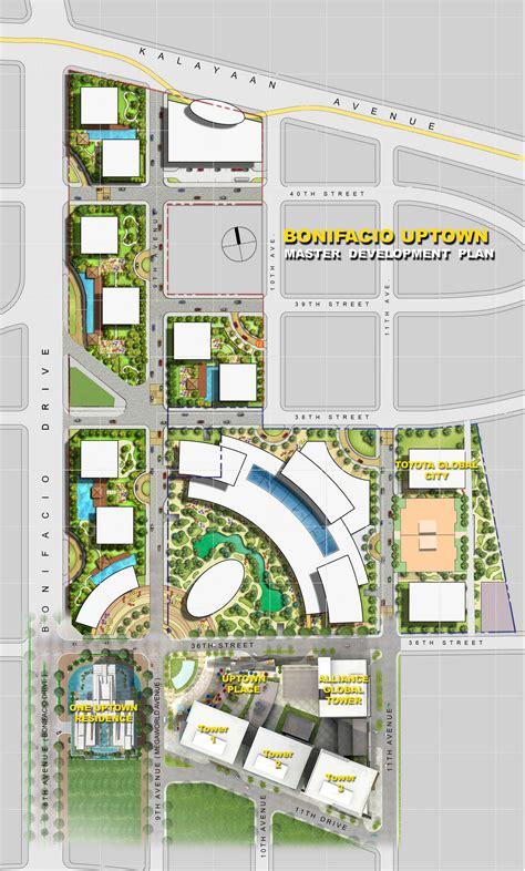 Bellagio Floor Plan by One Uptown Residence Fort Bonifacio Global City Properties