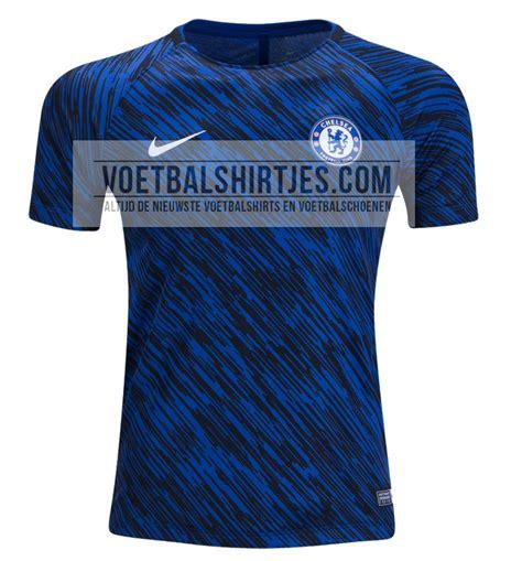 Chelsea Prematch 1417 chelsea 2018 pre match top chelsea fc shirt 2018